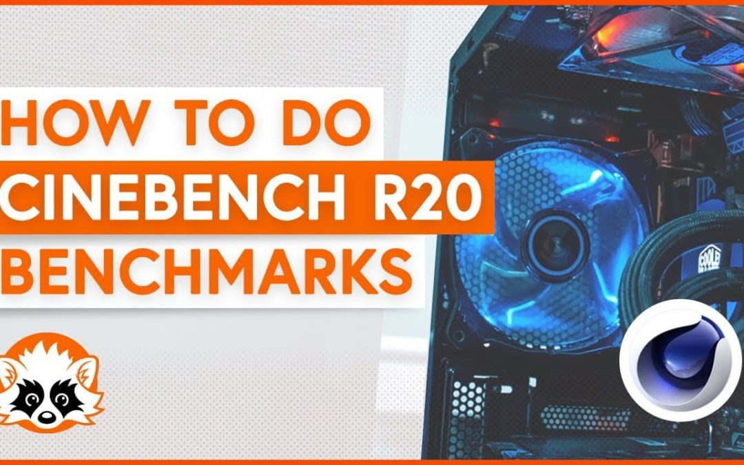 How to use Cinebench R20 to benchmark your CPU