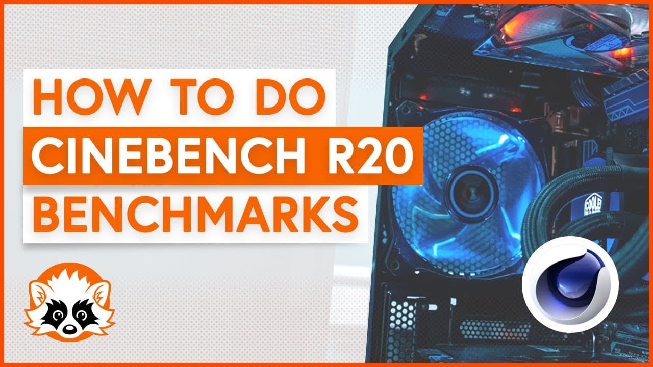 Cinebench R20 Benchmark